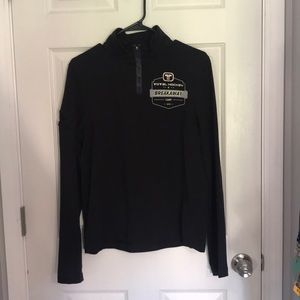 CCM Total Hockey zip up